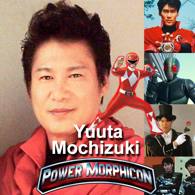 Power Morphicon Announces 9 New Guests! Zyuranger! - Ranger