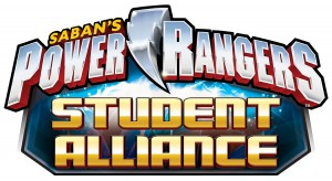 Power Rangers Student Alliance Logo