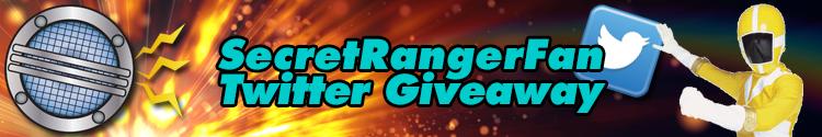 SecretRangerFan Twitter Giveaway