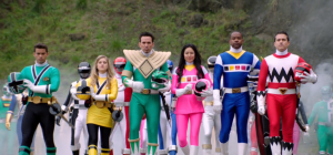 Power Rangers Super Megaforce Finale