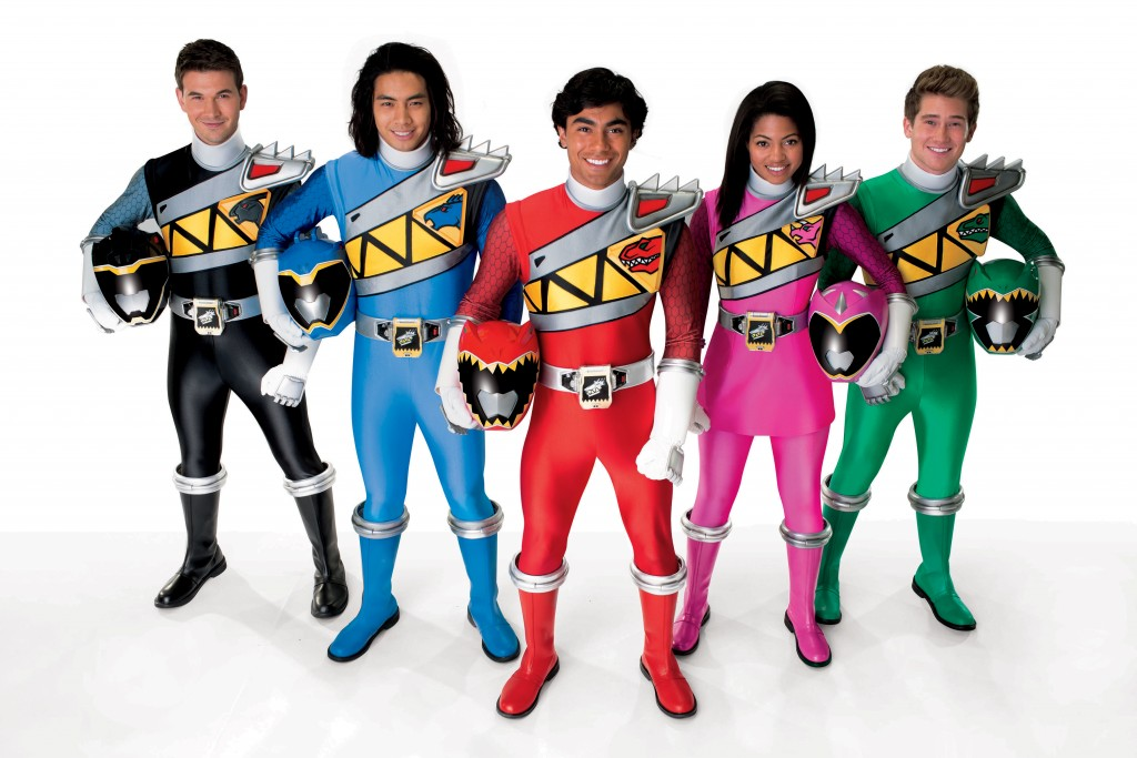 Power Rangers Dino Charge Cast_color edit