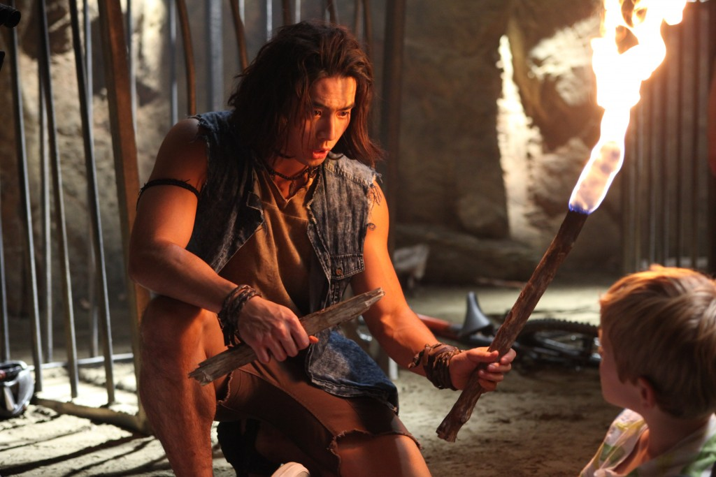 Koda in Episode 4 Return of the Caveman
