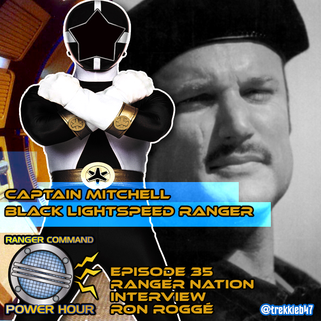 Lightspeed Black Preview Episode 35 - Ron Roggé
