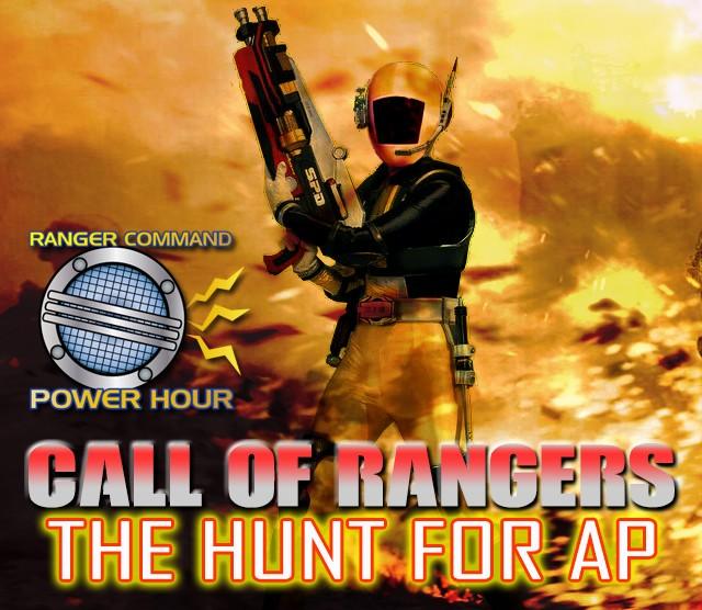 Call of Rangers The Hunt for AP web banner