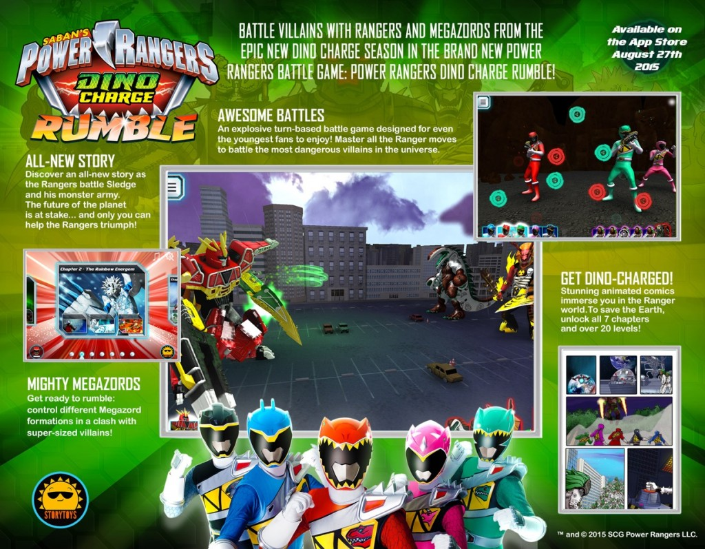 PRDC Rumble Fact Sheet