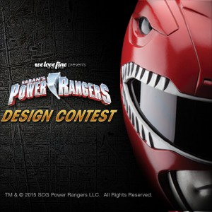 WeLoveFine Power Rangers Contest
