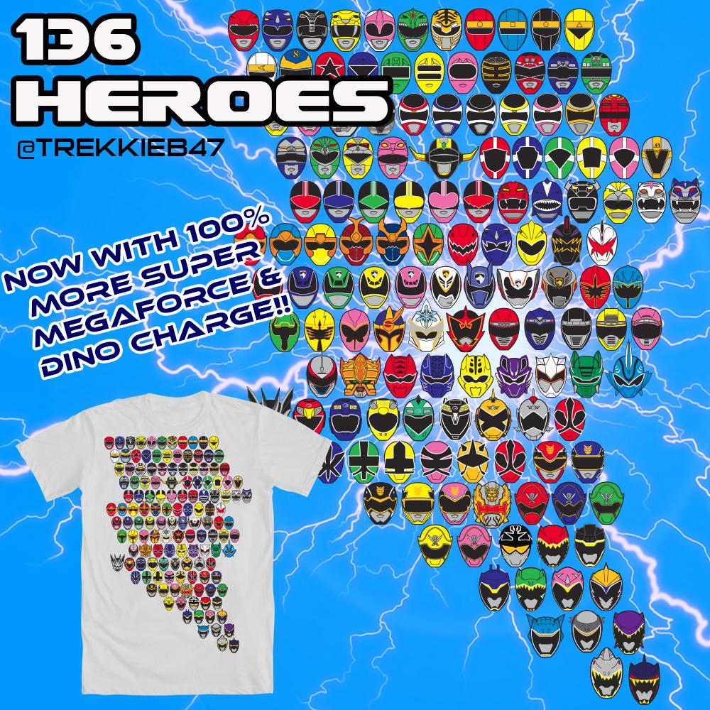 136 Heroes - trekkieb47 - Layout Image