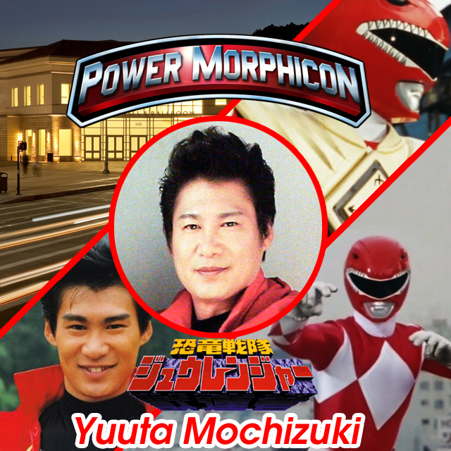 POWER MORPHICON ANNOUNCES FIRST WAVE OF GUESTS, CAST FROM KYORYU