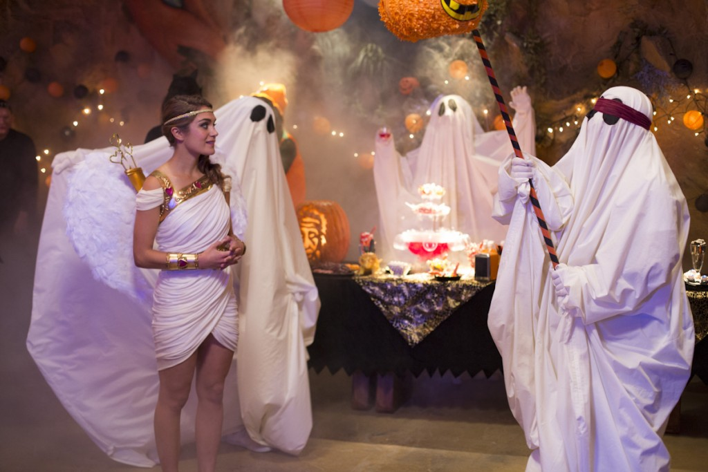 Halloween Episode PRDC Production Still