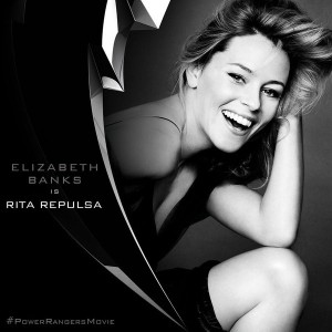 Power Rangers Elizabeth Banks