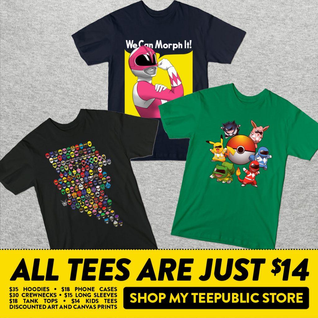 RCPH Tee Public Sale