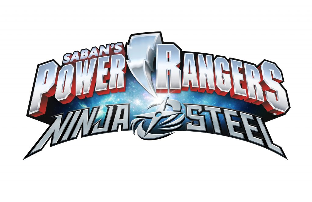 Power Rangers Ninja Steel Logo