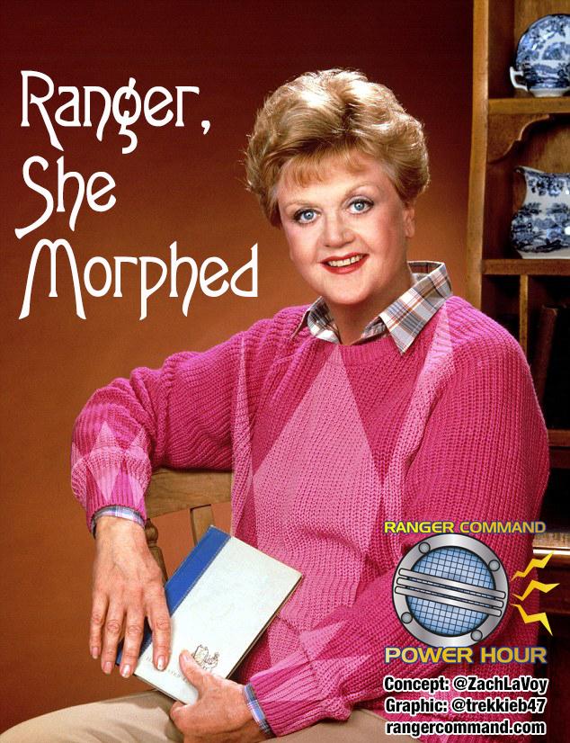 Ranger She Morphed