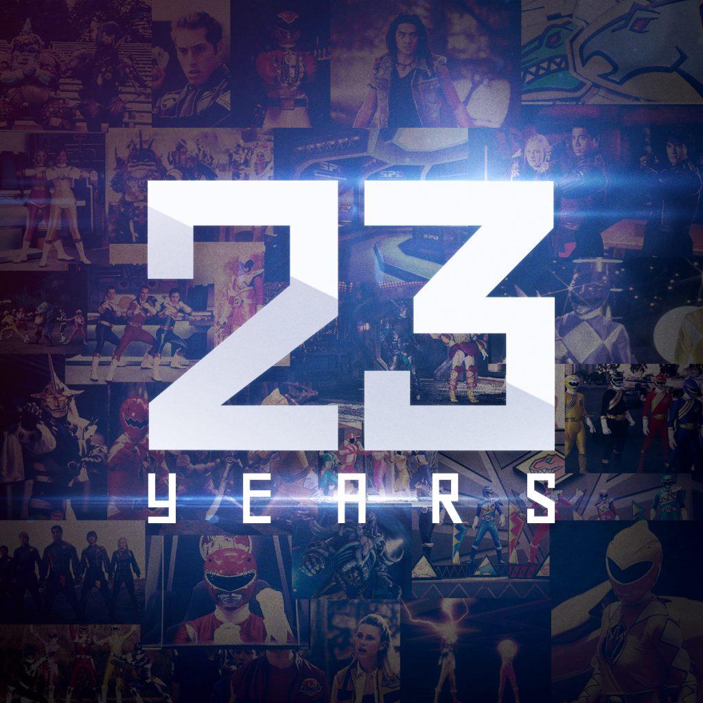 23rd Anniversary