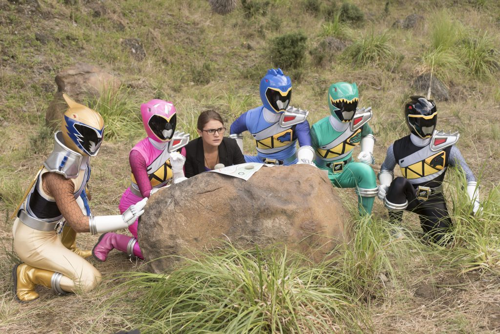 Power Rangers Dino Super Charge episode 14