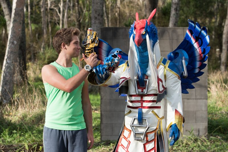 Power Rangers Dino Super Charge Episode 15