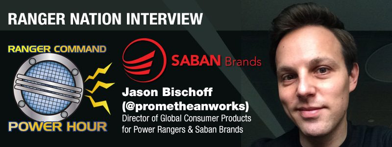 Ranger Nation Interview Jason Bischoff