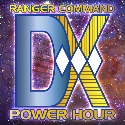 Ranger Command DX logo