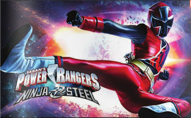 Power Rangers Ninja Steel Episode 1