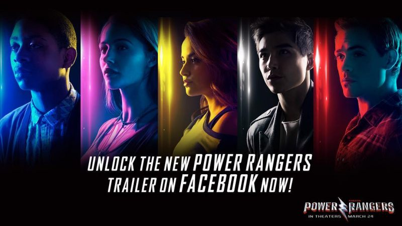 Power Rangers Movie Trailer 3