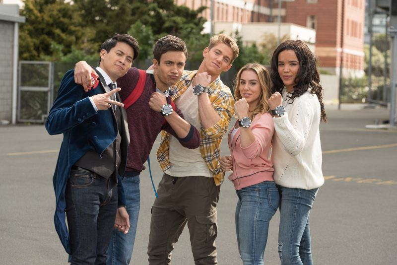 Power Rangers Ninja Steel episode 4