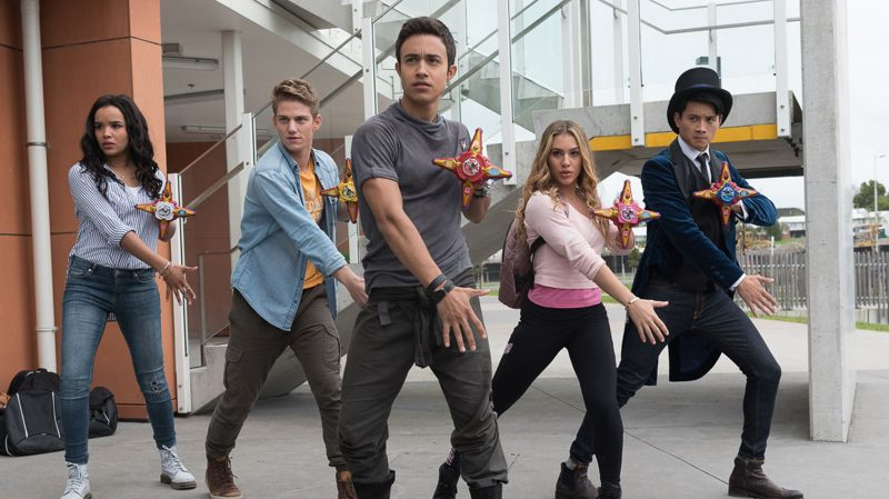 Power Rangers Ninja Steel Episode 2 - Forged In Steel