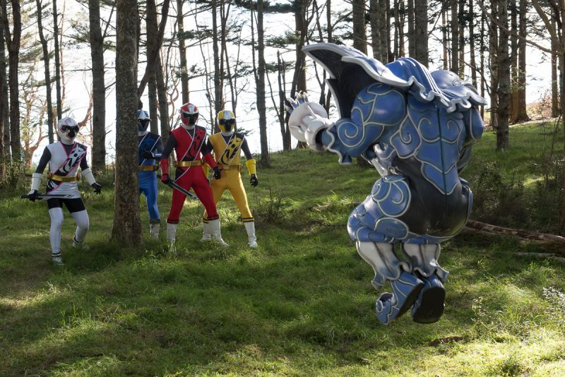 Power Rangers Ninja Steel Episode 7