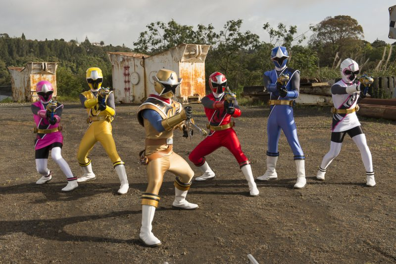 Ninja Steel Episode 8