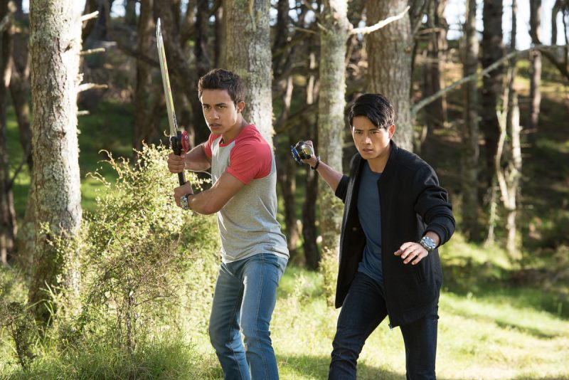 Power Rangers Ninja Steel Episode 6