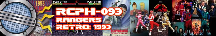 Rangers Retro 1993