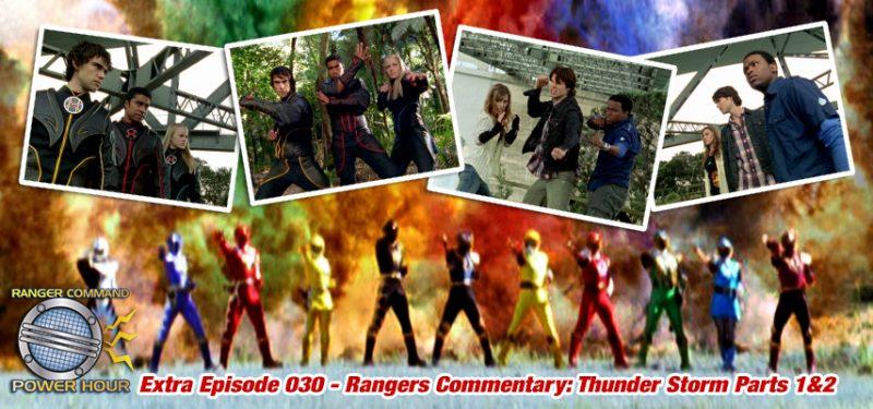 Power Rangers Dino Thunder Thunder Storm