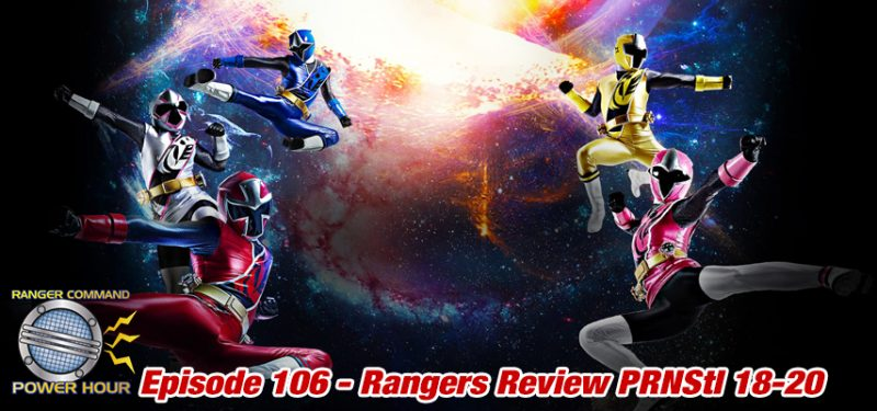 Power Rangers Ninja Steel Episode 20