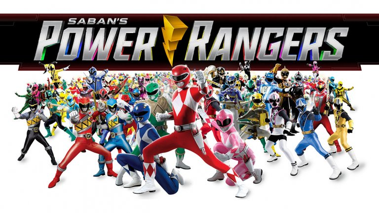 Hasbro Power Rangers