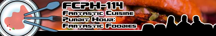 Fantastic Cuisine Pundit Hour