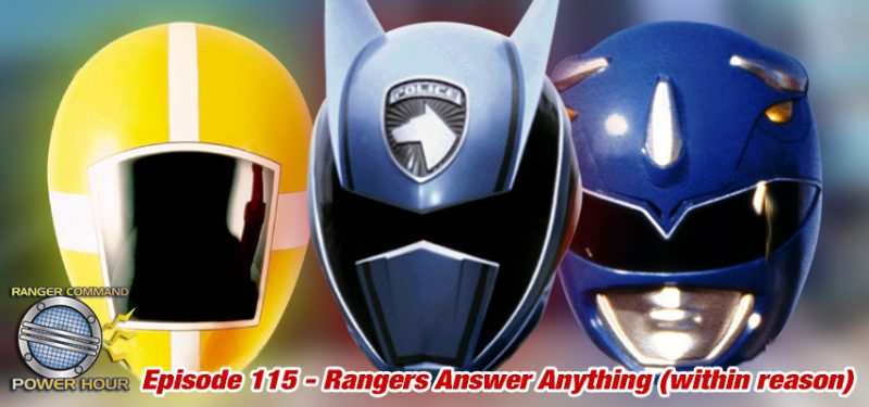 Rangers Answer Anything