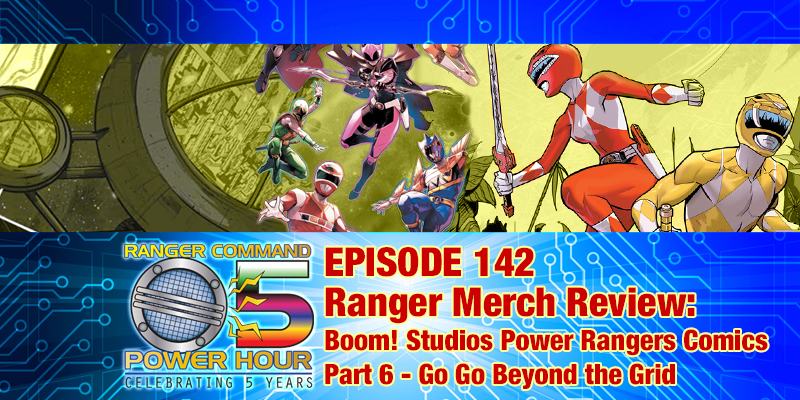 Ranger Command Power Hour - A Power Rangers Podcast